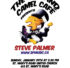 Fly and Camel Café presents Steve Palmer